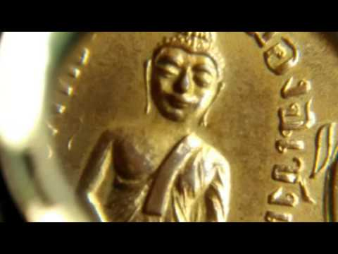 เหรียญหลวงพ่อโสธรปี2460สวยเเชมป์กะไหล่สุดๆโดยกิจ พระพุทธ องค์ที่2