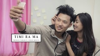 Timi ra Ma: Phuwang Tamang Ft. Subani Moktan (2017 unplugged love song)