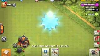 Clash of clans root suz hile