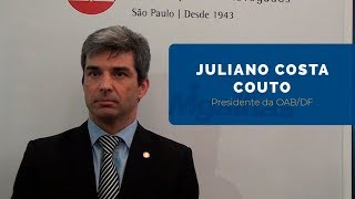 Juliano Costa Couto | Presidente da OAB/DF