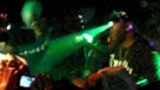 Busta Rhymes live in Frankfurt ( Jade Club - 09.Mai 2009 )