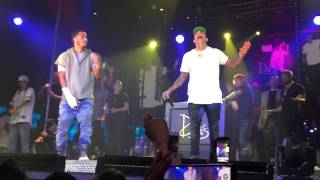 Chris Brown Live @ Drais--Labor Day Weekend 2015--Touchin, Lovin--Trey Songz & Chris Brown