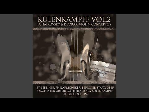 Concerto For Violin And Orchestra In D Major, Op. 35: I. Allegro Moderato