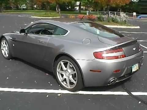 Aston Martin V Vantage Coupe For Sale Akron Ohio YouTube - Aston martin vantage for sale