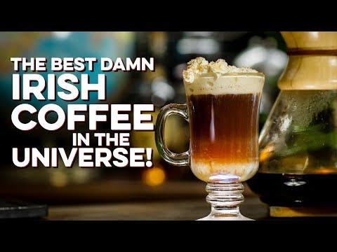 How to Make Irish Coffee at Home