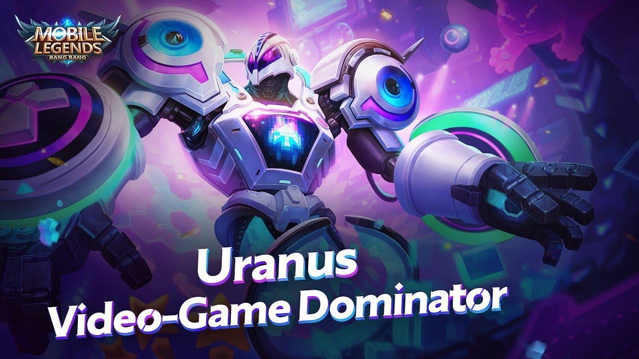 7700 Koleksi Gambar Hero Mobile Legends Uranus Terbaru