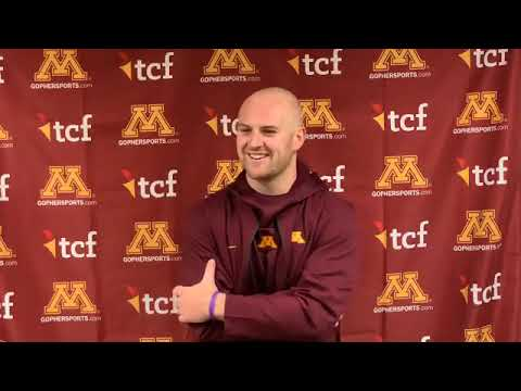 Gopher Blog - VIDEO: P.J. Fleck, Gopher Players Discuss 2OT Win at Fresno State | KFAN