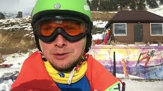 Открытие горнолыжного сезона в Архызе 2020 2021 Карачаево Черкесская республика