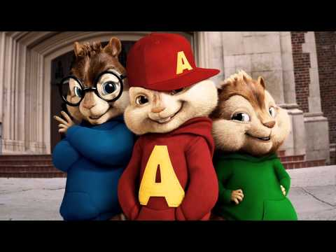 (Lenka) Trouble Is A Friend - Chipmunks