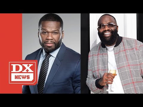 Rick Ross Explains Why 50 Cent Can't Make A Hit For Today's Generation