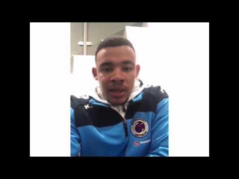Williams' Reveals His 5-A-Side Dream Team