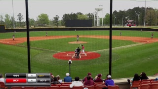 BASEBALL: East Mississippi Lions VS Hinds Eagles (Game One)
