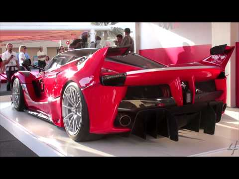 World Debut: Ferrari FXX K - Finali Mondiali 2014