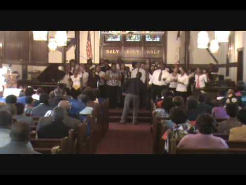 Our Father, You are Holy IHP GOSPEL CHOIR