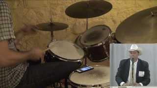 dan weiss s drum interpretation of auctioneer ty thompson