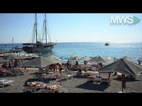 Russia's embargo on tourism in Turkey, lifted