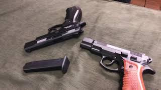 Blow c75 kurusıkı ses tabancası tanıtımımız Av Mevsimi mağazası avcılar