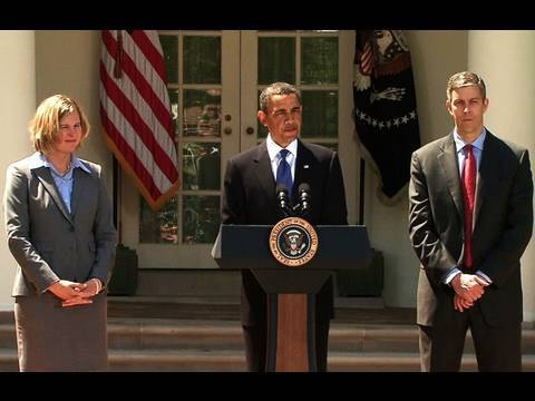 President Obama Honors 2010 National Teacher of the Year