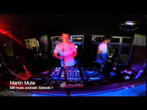 MiLL Music Podcast: Episode 1 w/ Martin Mute