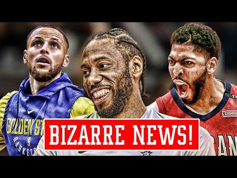 KAWHI LEONARD MAKING DEMANDS! WANTS LESS PRACTICE! WARRIORS GONNA NEED CURRY? | NBA NEWS