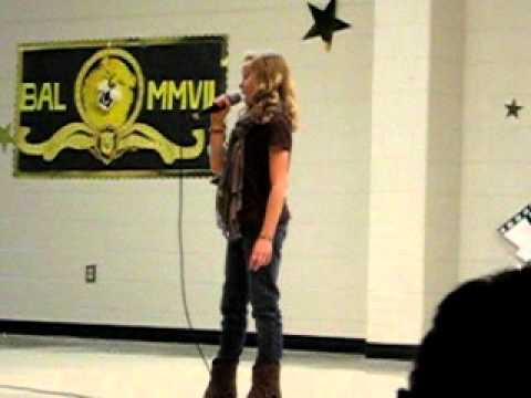 Clare Maloney Talent show - part 2