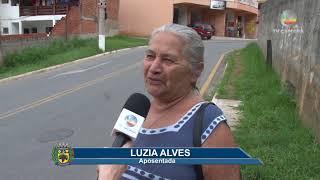 Câmara nas Ruas: Vereador Clodoaldo faz indicação pedindo calçada na entrada do Bairro do Cristo