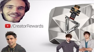 How Many People Get The Diamond Play Button????? thumbnail