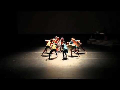 "Berkeley Dance Project 2012: ""Beneath the Flesh"""