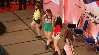 Scoot Kpop Star Hunt 3 Guest Performance by Maressa, Jasmine, Anthea & Yvonne