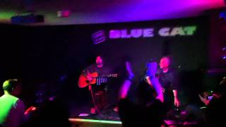 Ian McNabb & Chris Layhe of Icicle Works, Blue Cat Cafe, 11th August 2011