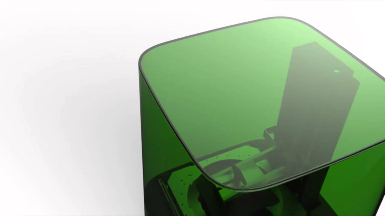 MoonRay 3D Printer Set for April - 3D Printing Industry