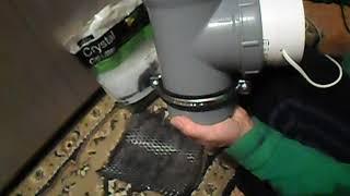 адсорбционный осушитель-подогреватель воздуха своими руками из доступных компонентов