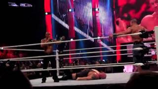 بعد حلقة الرو 1000 - محذوف من العرض WWE RAW 1000th Episode 7/23/12