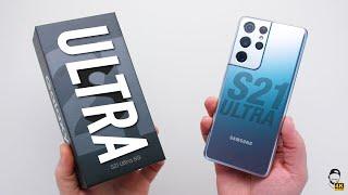 📱 Samsung Galaxy S21 Ultra První Dojmy: Čtyři foťáky a nový čipset! | WRTECH [4K]