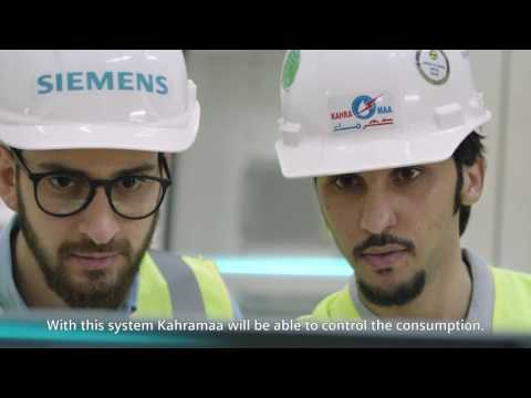 Siemens: Delivering high-quality transmission and distribution technology to Qatar's Kahramaa