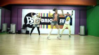 Kary Rushkevich Sexy RnB  Rihanna - You Da One Choreo