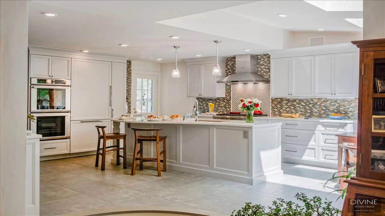 Kitchen design in newton ma