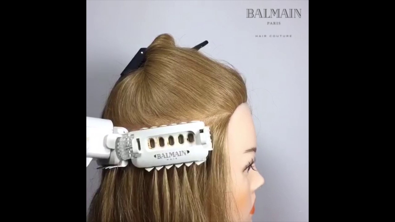 authorized site cheapest price cheapest BALMAIN HAIR | Professional · Système Volume · Salon Service Only