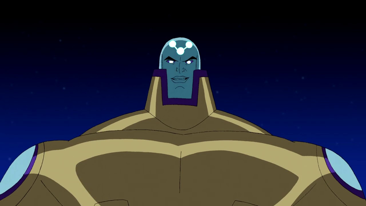 Download Flash use his real speed | Justice League Unlimited Season 2 Episode 12 |