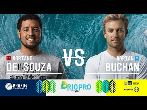 Adriano de Souza vs. Adrian Buchan - FINAL - Oi Rio Pro 2017