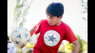 Playing for change - Documentary about the Street Football Project CHIGOL