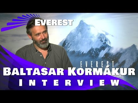 Baltasar Kormakur Interview - Everest