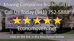 Moving Companies In Bradenton Florida | Most Referred Mover