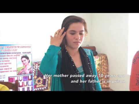 A Dress Story - Women empowerment in Tajikistan