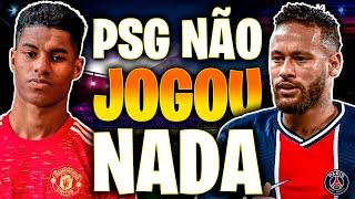 United DETONA o PSG na Champions League 🤯 Barça e Juventus vencem FÁCIL e MUITO MAIS 😱
