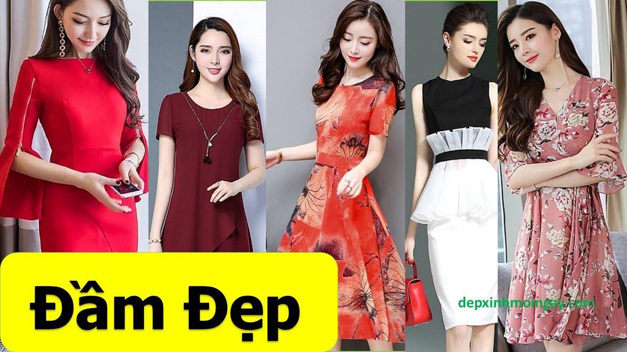 50 áo đầm dạ hội dự tiệc đẹp thời trang được ưa chuộng T4