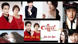 "Video Park Shin Hye & Kim Soo Hyun are couple  with new movie ""A COFFEE TO GO ""