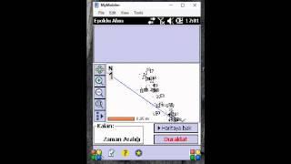 видео Контроллер Spectra Precision Nomad 1050