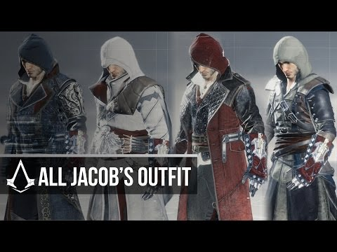 Assassin S Creed Syndicate All Jacob S Outfit Coats Belts