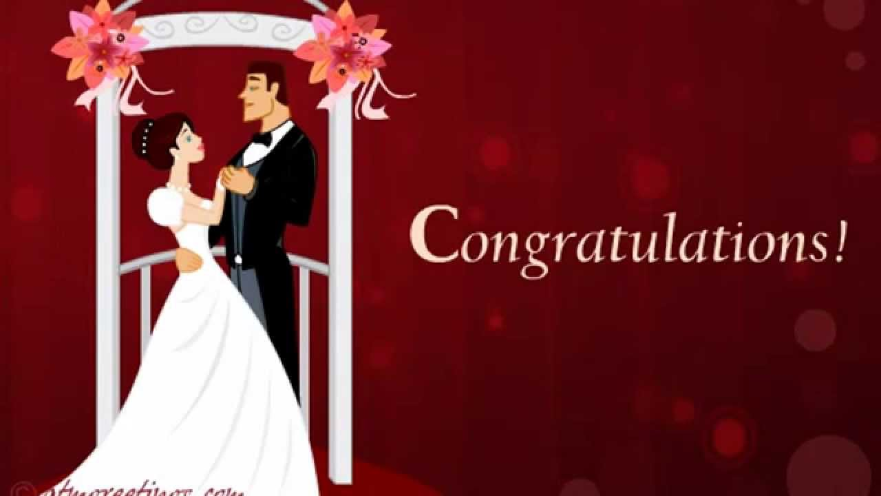 Wedding e cards wishes messages greeting cards video 11 wedding e cards wishes messages greeting cards video 11 13 youtube m4hsunfo